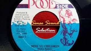 Puddy Roots & Dickie Rankin - Mine Yu Children