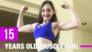 The Best Of Teen Muscle Girls With Biceps #64