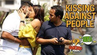 Kissing Prank India 2 | Kissing Against People | Prank In India |RAJ KHANNA -Boss Of Bakchod |HIGHIQ