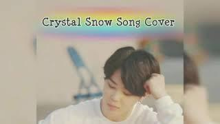 BTS - Park Jimin Photo Collection & Crystal Snow (Cover Song) short vers.
