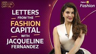 Letters from the Fashion Capital with Jacqueline Fernandez | Bollywood | Fashion | Pinkvilla