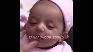 Yash Radhika Pandith Daughter Exclusive Video| Baby Cute Photos| Yash First Photo with Daughter