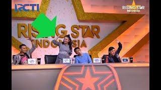 peserta audisi rising star ini bikin Rossa , Ariel dan semua juri goyang