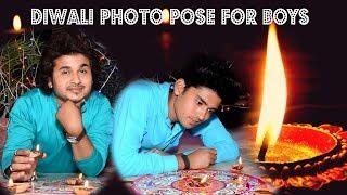 Boys pose for Diwali | Diwali Special Photoshoot | Diwali Photo Pose for Boys