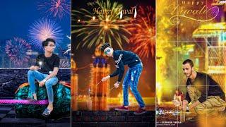 JB - Happy Diwali || PicsArt Happy Dipawali Festival Special Photo Editing - Diwali Cb Editorial