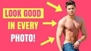 How to Look BETTER in Photos (GUARANTEED TO WORK!) | How to Be More Photogenic & Get More Likes