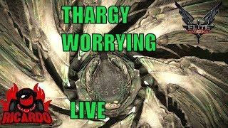Thargy Worrying ! live Poke Thargoids