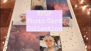 KPOP Photo Card Collection 2018