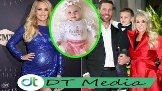 Mike Fisher angry when detect Carrie Underwood was pregnant a baby girls. WHY ?