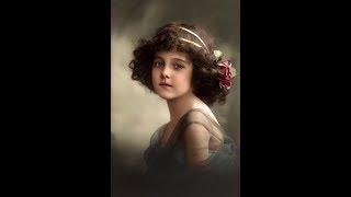 27 Beautiful Colorized Photos of Edwardian Girls From the Early 20th Century