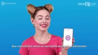 BannersApp – Gana dinero GRATIS desbloqueando tu móvil con Banners App