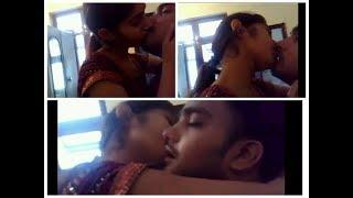 INDIAN LOCAL GIRL HOT KISS AND BOOB PRESS