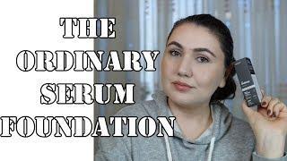 Fondul de ten The Ordinary | Review & Wear Test
