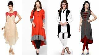 New stylish Kurti Design for girls ll fancy kurti photo collection ll by Fashion point