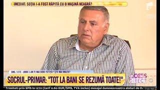 """Socrul-primar neagă declarațiile Ionelei: """"Ea nu vrea decât să distrugă copiii"""""""