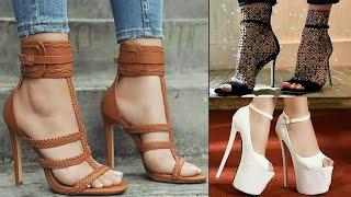Stylish Sandal Designs for Girls || High Heels Design Collection || Beautiful Sandals/Heels Designs