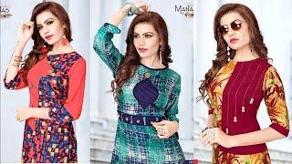 WOW ! Various style kurti design images / photos collection | Fancy kurti design | New dress picture
