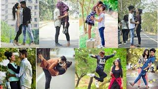 Outdoor Couples Photography Pose | Best New Boys & Girls Couples Photoshoot Pose |Latest 2018