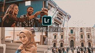 Cara Edit Foto Seperti @AWKARIN - Lightroom Mobile Tutorial