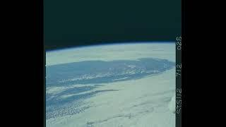 NASA tira foto de esfera azul, Ufo.