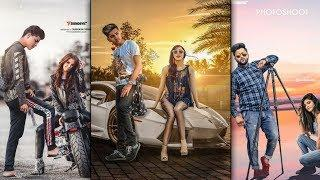 Boy & Girl Picsart Editing Tutorial | Instagram Viral Photo Editing | How To Edit Photos In Mobile