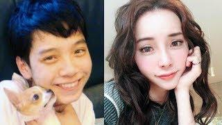 Male To Female Transition - Kiwebaby Zhang (Boy To Girl)