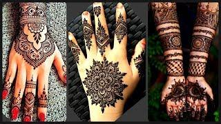 Easy And Simple Mehndi Designs Photos For Hands 2019