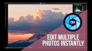 Easy Ways to Batch Edit Photos - ON1 Photo RAW