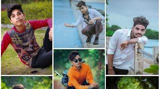 TOP 12 Creative Photo Collection photography best POSES for boys