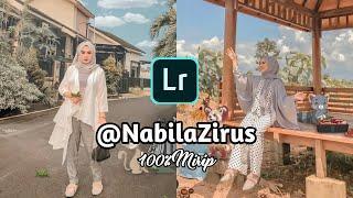 Cara edit Foto seperti @nabilazirus