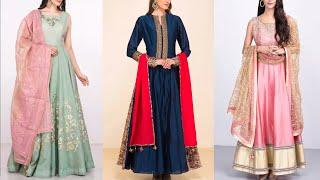 WOW ! Top Anarkali suit design images / photos collection | Latest dress design pictures 2018