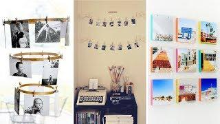 10 Creative Photo Hanging Ideas for Improved Creativity and Style