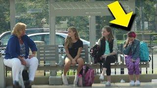 This Girl Was Being Bullied At A Bus Stop  How These Strangers Reacted Will Make Your Day