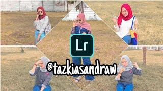 Edit Foto ala Selebgram @Tazkiasandraw Lightroom Fullpack Tutorial | FEED INSTAGRAM KEKINIAN