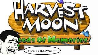 "HARVEST MOON: Seeds Of Memories Gratis V""16 (By Natsume Inc)"