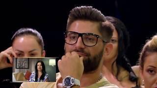 """Ionuț vede imagini cu Mirela și ispita Mircea: """"Practic, invită ispita să o sărute"""""""