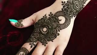 latest mehndi design photo collection 2018