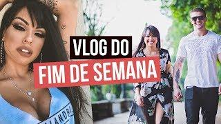 VLOG DO FINAL DE SEMANA: PREGUIÇA, FOTOS E AMOR s2- Por @nathinog