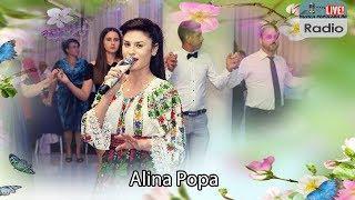 ALINA POPA - NANA CU MUSTATA  NOU 2019 COLAJ LIVE  MUZICA DE PETRECERE SARBA SI HORA