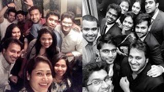 Hero Ram Pothineni With Friends Special On Friendship Day Latest Photos