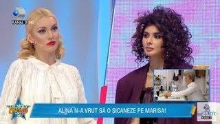 Bravo, ai stil! All Stars (6.06.2018) - Marisa o taxeaza pe Alina cu replici ironice!
