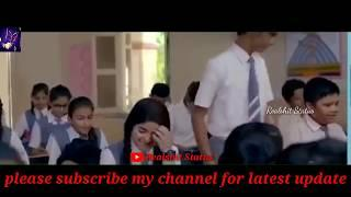 secret superstar || School Love story || cute boy and girl || propose status