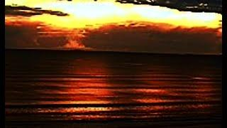 PLANET X NIBIRU 2 SUNSETS IN THE EAST COZUMEL MEXICO.. WATCH