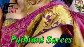Semi paithani sarees price, Blauj dizain, blauj dizain image, sari blouse