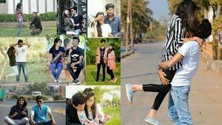 New Stylish Couple Photography Pose For Outdoor| How To Couple Photoshoot Pose | 2019