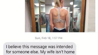 Girl Texted Photo Of Her Dress To A Wrong Number And Unexpectedly Changed A Family's Life