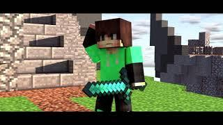 #3 {DUAL] Minecraft Intro ~ TheRubyFX ~ [ C4D + HF4 Pro ] Animation by: ScorpionFX