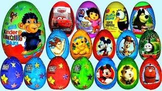 Surprise Eggs Surprise Eggs Collection Photo Puzzle Surprise For Kids