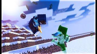 #1 {Free} [Nice?] Minecraft Intro ~IsaurioGamer~ [Mine Imator+HF4]: Ender Pearl Combo