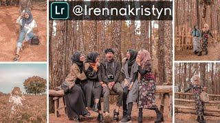 Tutorial Edit Foto ala Selebgram @irennakristyn | Lightroom Mobile